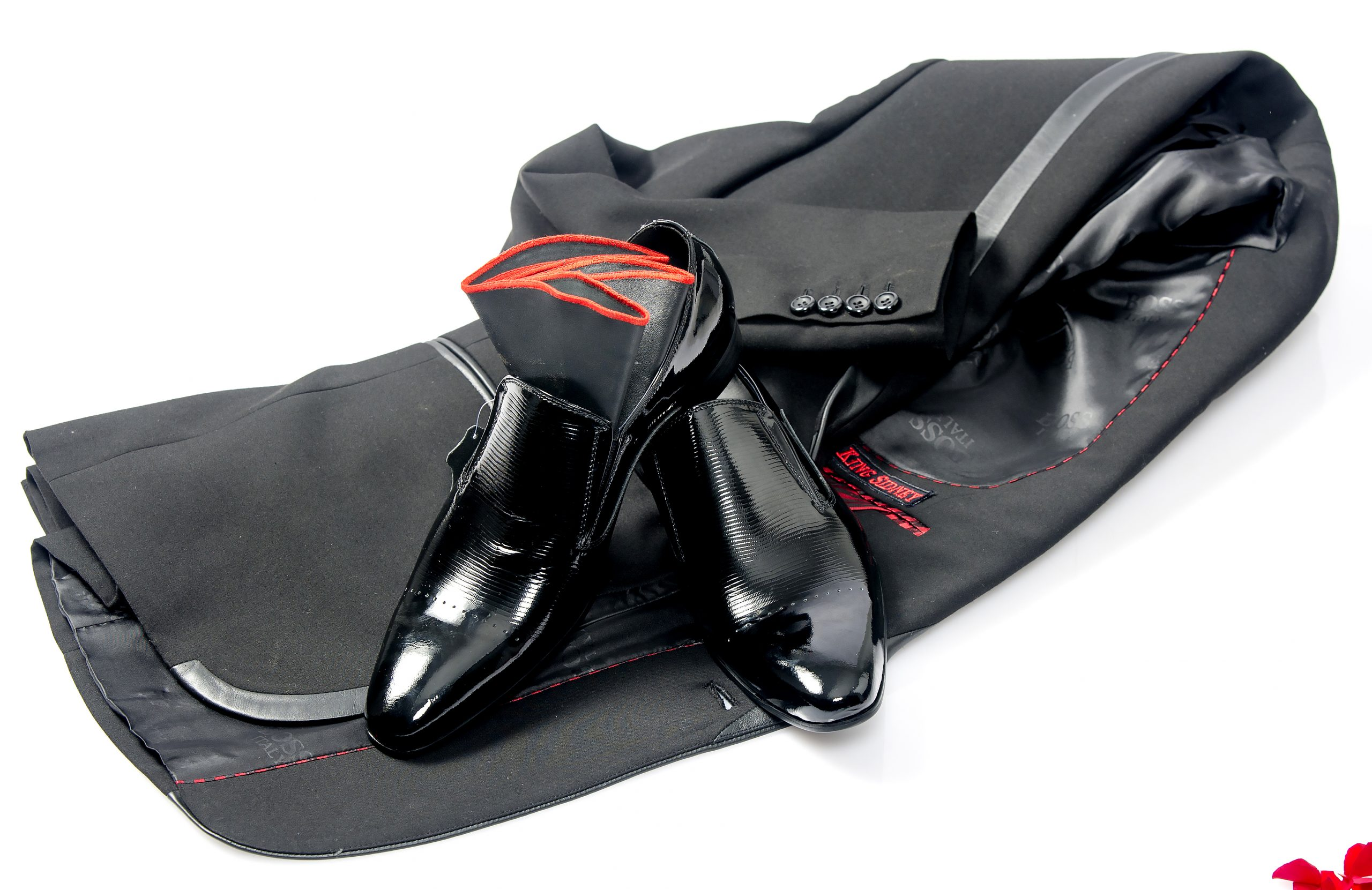 Black suits for award ceremony | black gala dinner suit and shoes in Nairobi Kenya