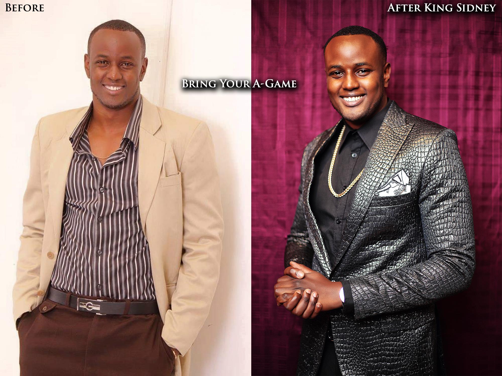 King Sidney Blazers for men Kenya