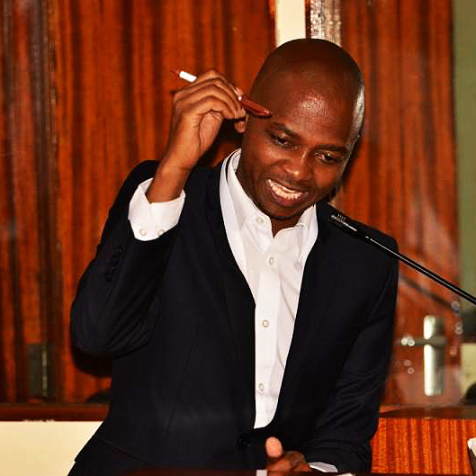 Nick Mwendwa in King Sidney