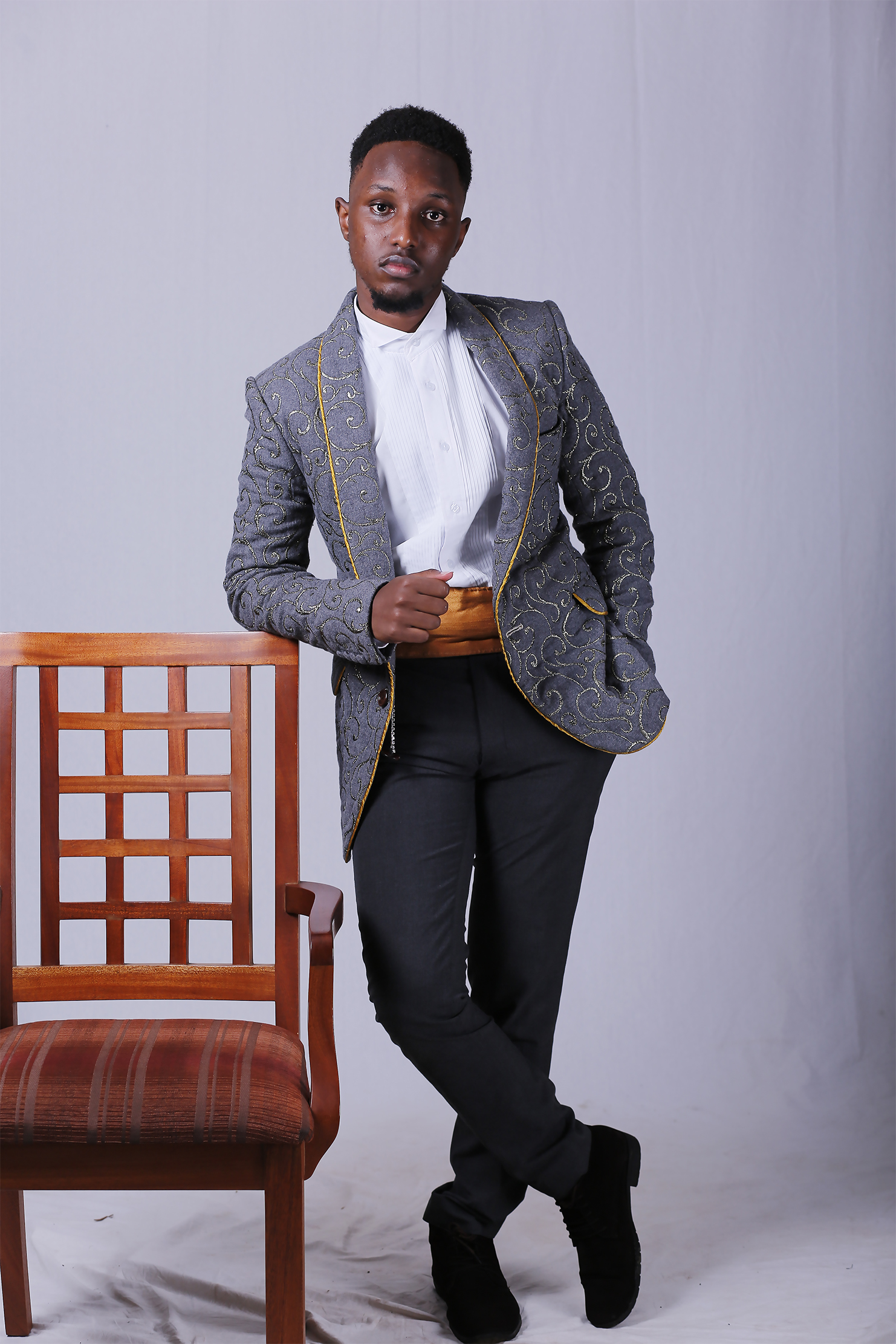 Dinner jacket looks for men in Nairobi Kenya