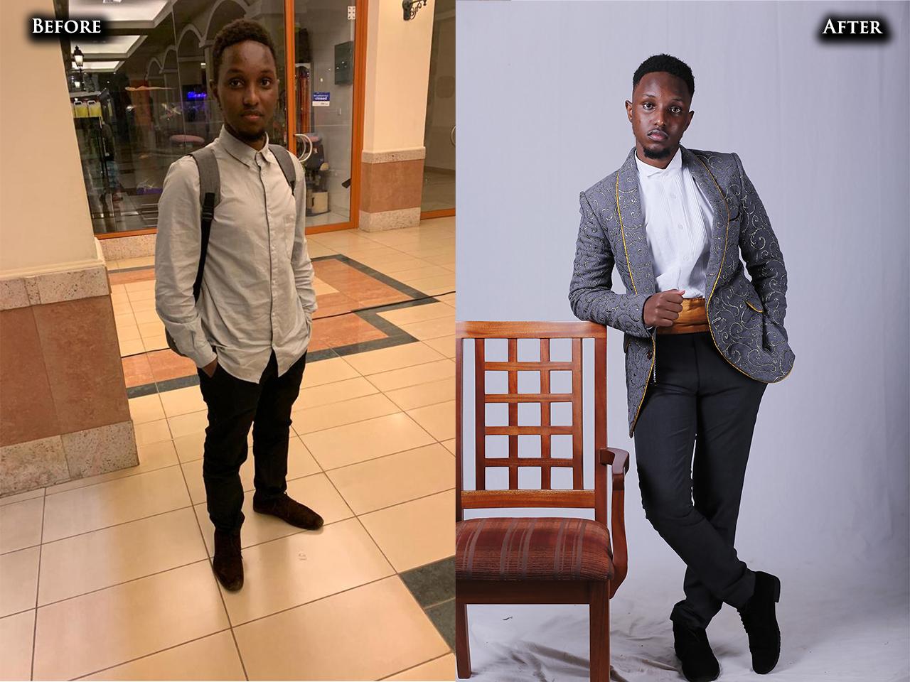 Men's designer jackets in Kenya