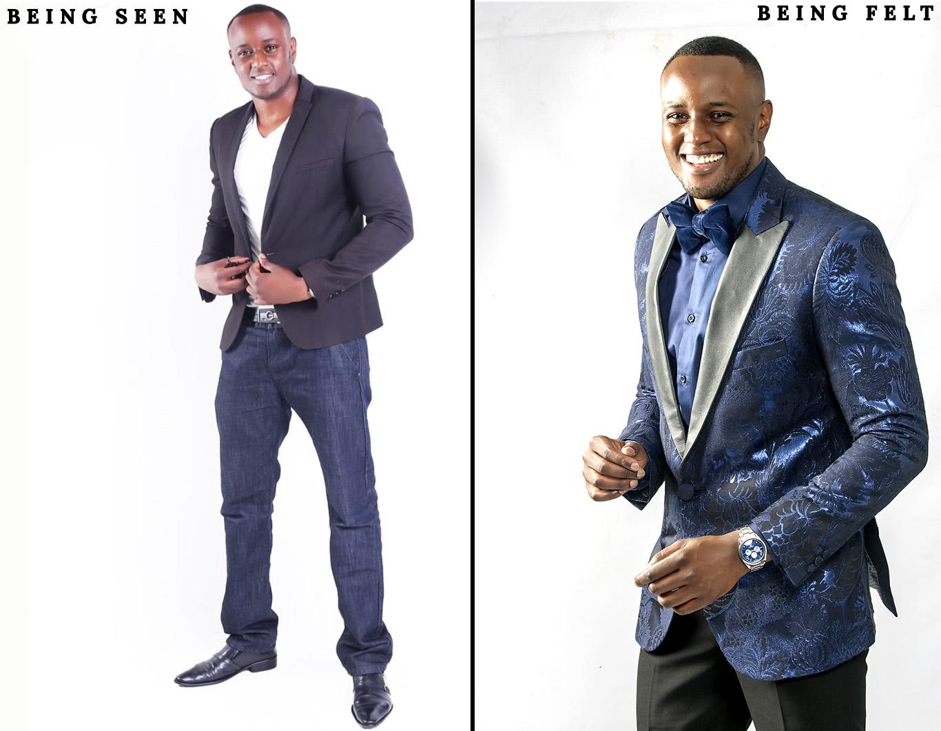 Wedding guest outfit for men in Nairobi Kenya