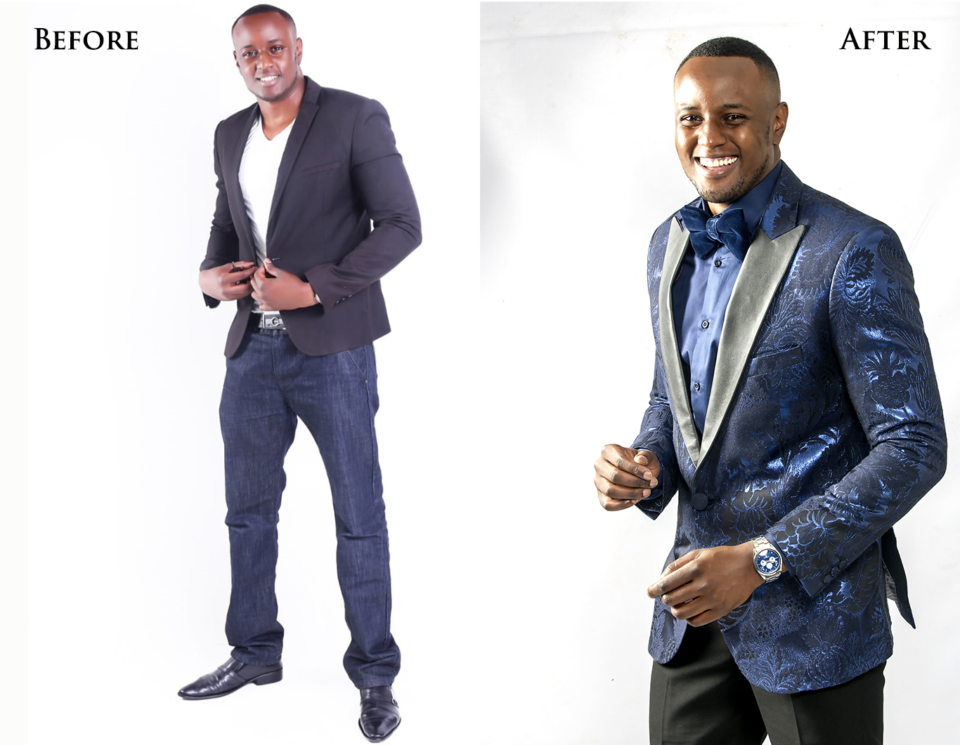 Men's designer clothes in Nairobi Kenya