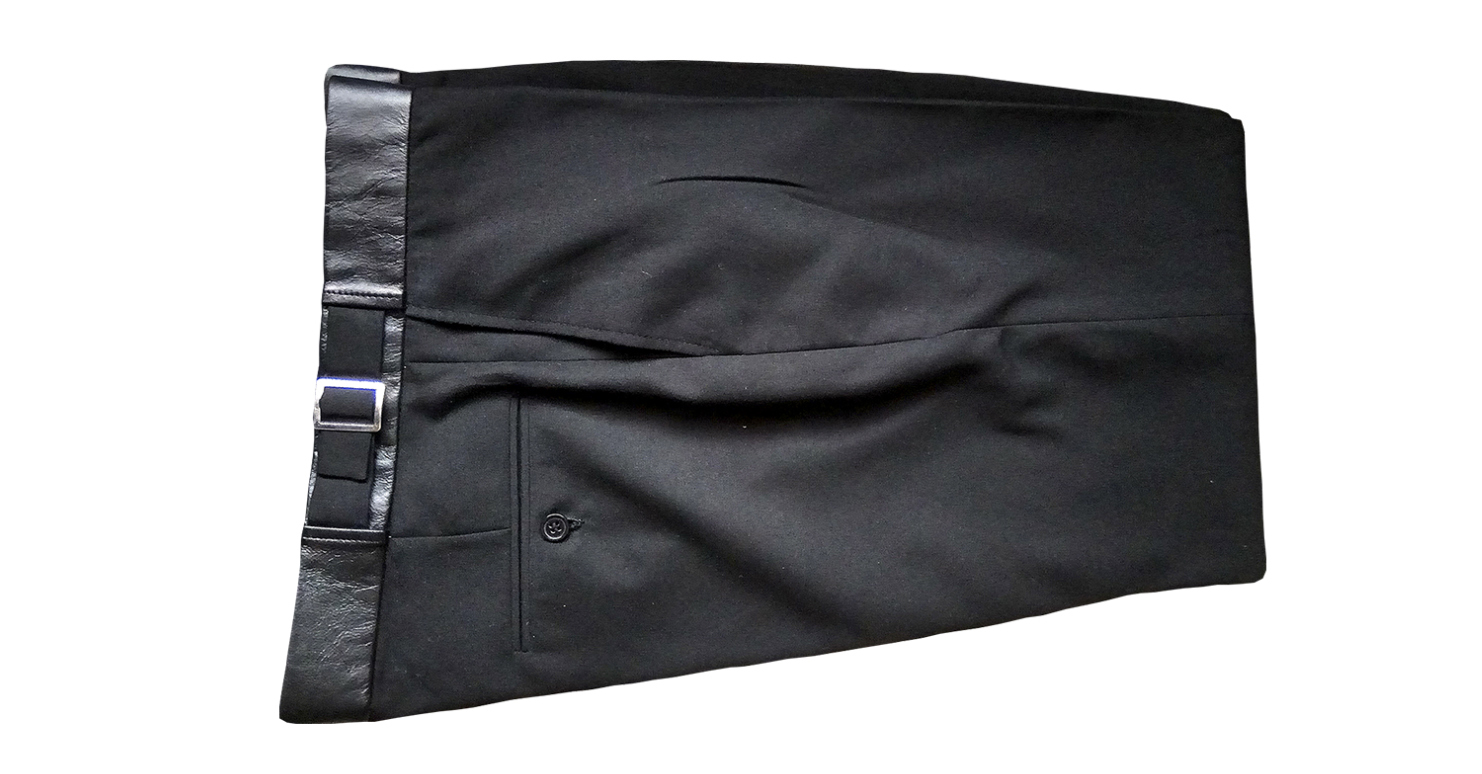 Black formal trousers for men in Nairobi Kenya
