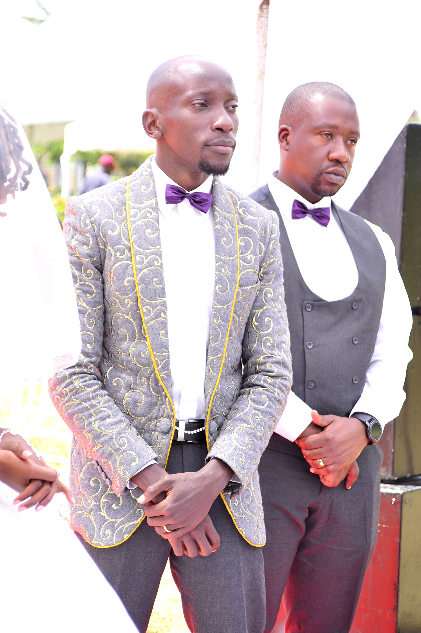 Groom blazer for wedding Kenya