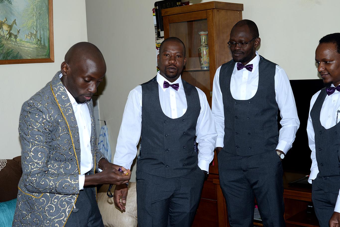 designer wedding jacket for the groom kenya
