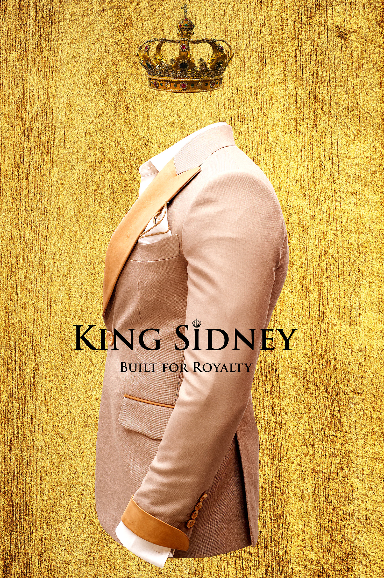 King Sidney legend brown
