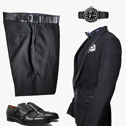 Black tie dress code Kenya