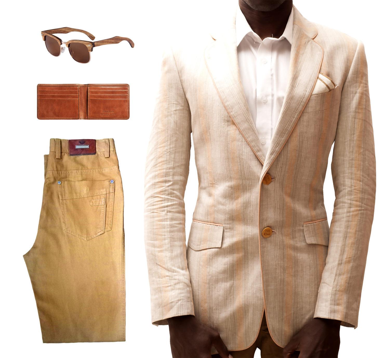 Business casual dress code Kenya