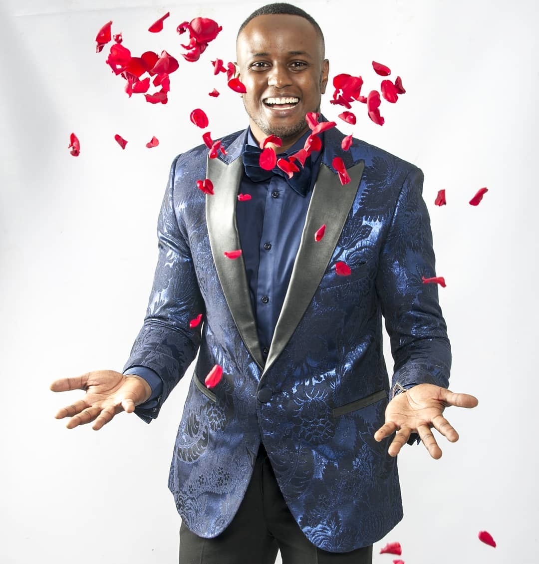 Date night tuxedo for men in Kenya