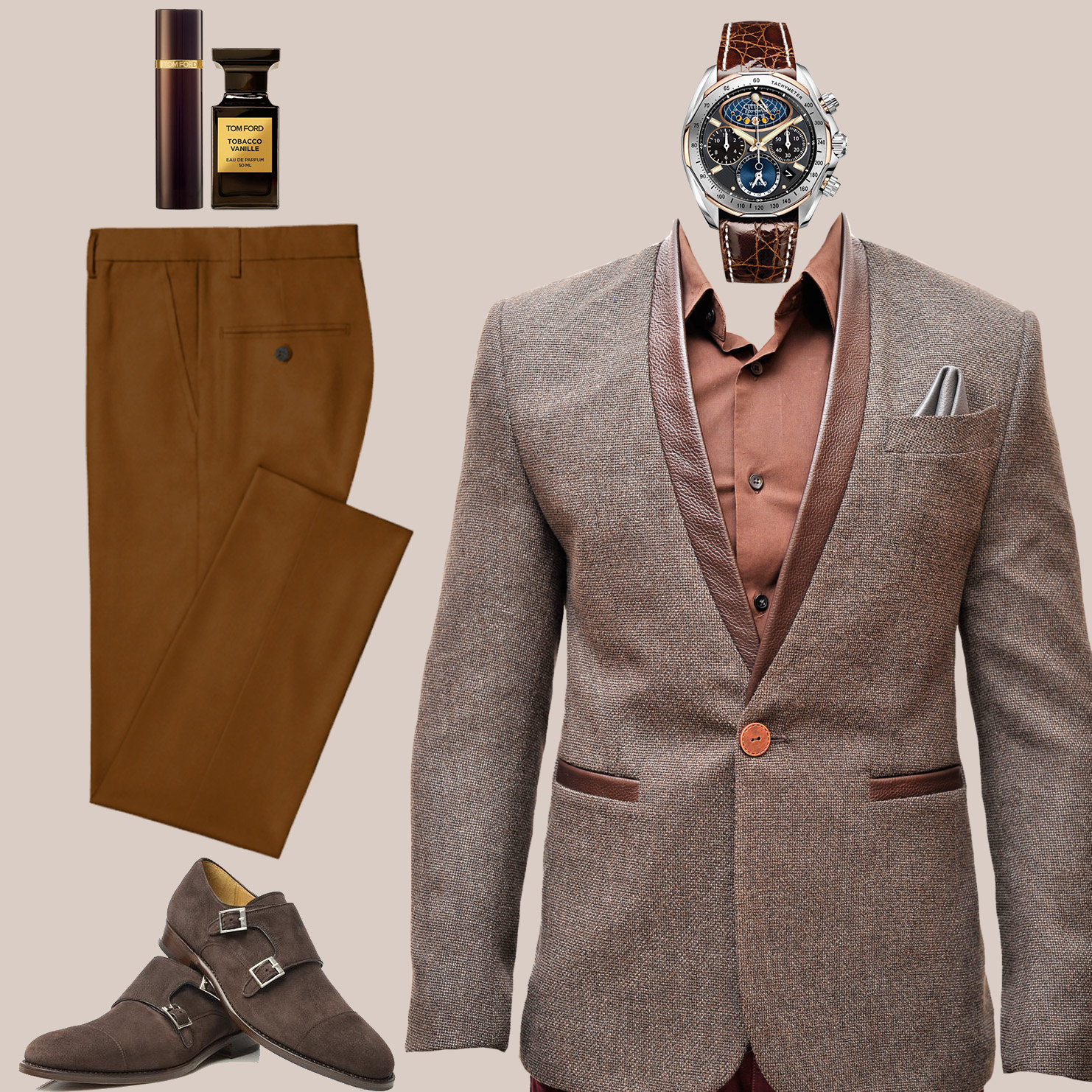 designer sports coat outfit masquerade ball