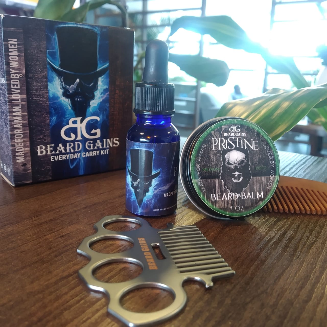 beard gains beard oil kit Nairobi Kenya