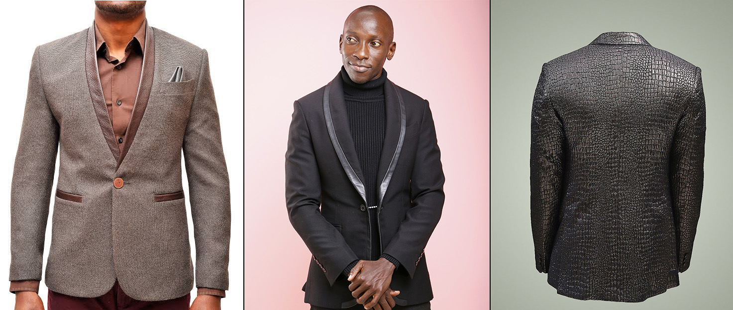 Special occasion jackets for young Kenyan politicians Nairobi