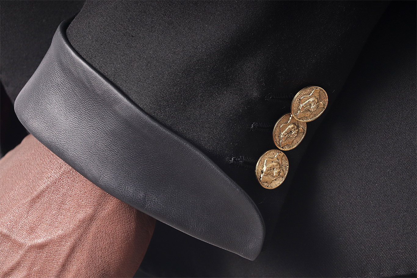 made in Kenya quality metal buttons