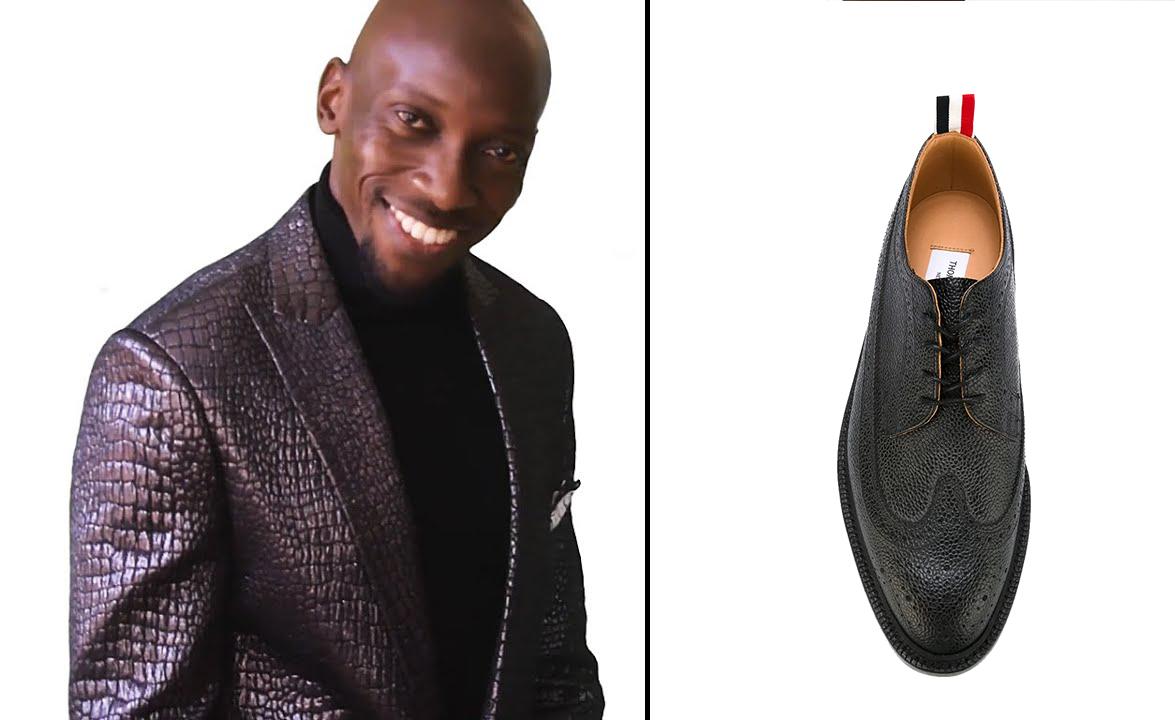 designer jackets for men in Nairobi Kenya with matching shoes