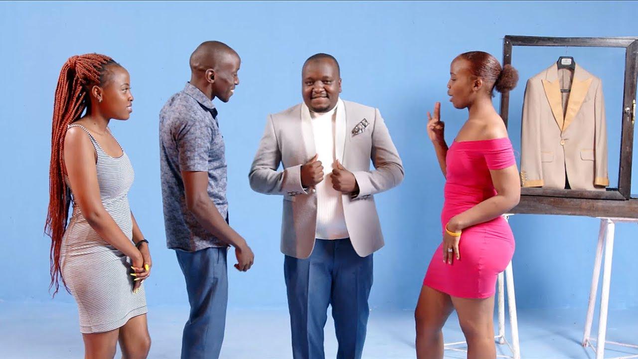 Bride price ceremony outfit for men Nairobi Kenya